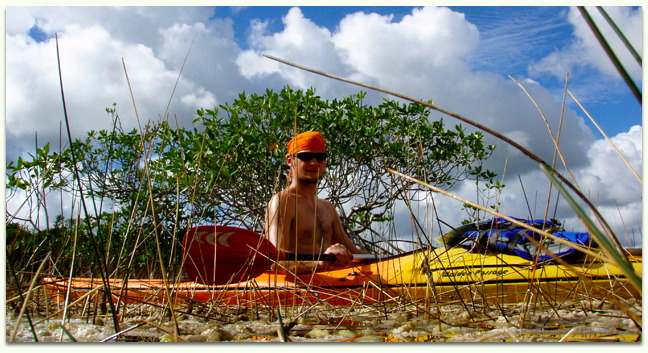 Sea Kayak the Everglades, ten thousand islands, and the Florida Keys with Adventures in Florida.