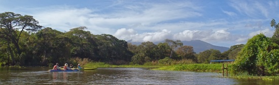Kayak Ometepe Island in Nicaragua with Adventures in Florida.