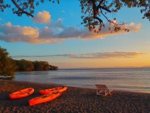 Nicaragua kayak adventure with Adventures in Florida.